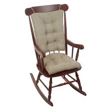 Indoor Rocking Chairs For Sale Wayfair Basics Wayfair Basics Rocking Chair Cushion U0026 Reviews
