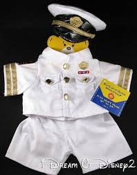 build a navy new us navy officer white dress build a teddy