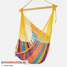 mexican hammock swing chair large comfortable hanging chair bho