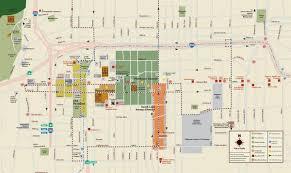 pasadena ca map map for pasadena ca my