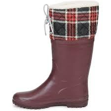 aigle womens boots uk aigle shoes boots polka giboulee berry felt aigle clothing