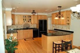 kitchens with light oak cabinets light oak kitchen cabinets or light oak cabinets with granite 58