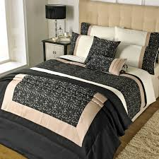 black white and gold bedding set bedding bed linen