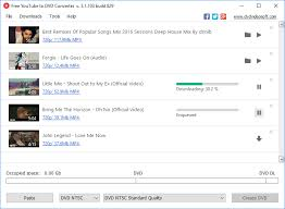 cara download mp3 dari youtube di pc free youtube to dvd converter download manager and dvd burner