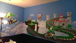 Baby Boy Room Makeover Games by Mario Kart Bedroom Room Decor Google Search Home Design Ideas