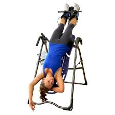 do inversion tables help back pain teeter ep 560 sport edition inversion table with gravity boots and