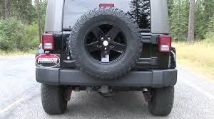 jeep wrangler performance exhaust 2007 2015 jeep wrangler jk performance exhaust system kit