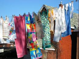 clothesline environmentally friendly clothes dryer flickr