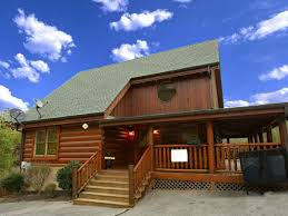 luxury cabin with wrap around porch homeaway sevierville