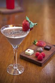 Chocolate Martinis Ayza