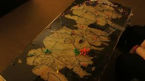 Map Of Westeros World by Game Of Thrones U0027 Fans Turn Westeros Map Into Incredible Coffee