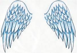 big angel wings tattoo design photo 1 photo pictures and