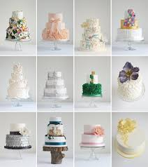 contemporary wedding cakes 12 different cake decorations wedding contemporary wedding