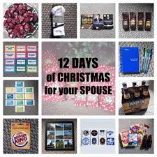come fly with us the 12 days of christmas spouse edition