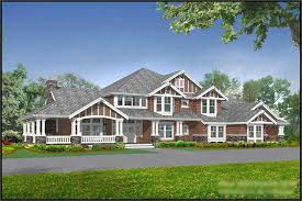 country craftsman house plans country craftsman home with 5 bedrms 6590 sq ft plan 115 1112