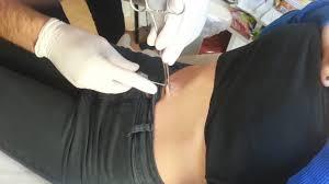 gobek piercingi göbek piercingi nasıl yapılır izlesene
