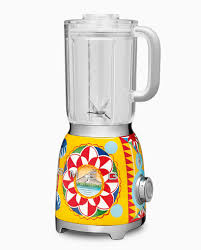 dolce u0026 gabbana adorns smeg kitchen appliances with decorative