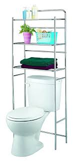 Bathroom Storage Racks Finnhomy 3 Shelf Bathroom Space Saver Toilet Rack