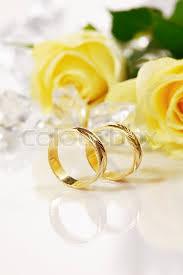 beautiful golden rings images Wedding still life with beautiful golden rings stock photo jpg
