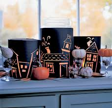 Craft Halloween by Halloween Haunted House Crafts