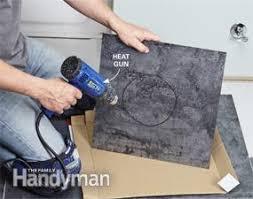 Installing Vinyl Tile Luxury Vinyl Tile Installation Family Handyman