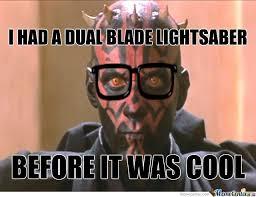 Darth Maul Meme - hipster darth maul by dabbondi meme center
