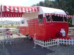 lucy woodie vintage trailer shasta airsteam vintage airstream gmc
