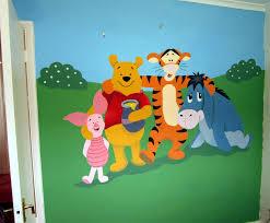 winnie the pooh bedroom winnie the pooh bedroom mural by amazura on deviantart