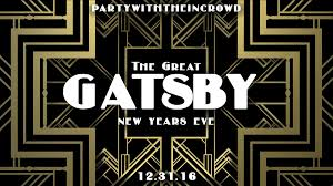Great Gatsby The Great Gatsby 2017 A New Years Party Tickets Sat Dec 31