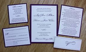 wedding inserts invitation inserts isura ink