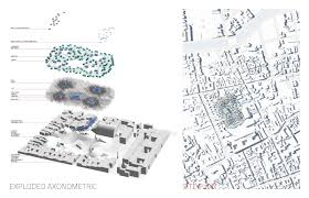 permeable plaza canopy courtyard urban architecture now