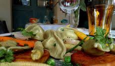 la cuisine d hervé la cuisine d hervé ravioles de boeuf charolais au thé matcha