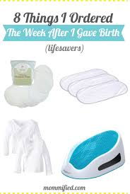 baby necessities things i ordered the week after i gave birth newborn necessities