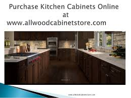 Buying Kitchen Cabinets Online by Allwoodcabinetstore Buy Kitchen Cabinets Online At Discount Price