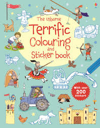 Books About Flags Flags Of The World Colouring And Sticker Book U201d At Usborne