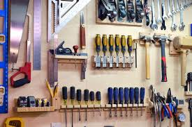 custom tool wall 18 steps with pictures