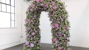 flower arch a gorgeous flower arch