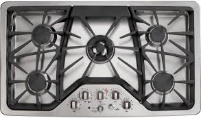 Gas Countertop Range Kitchen Cooktops Best Gas Cooktops Aj Madison