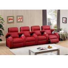 home theater systems offers red leather home theater seating 4 best home theater systems