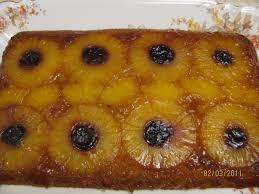 vegan pineapple upside down cake peaceful tablepeaceful table