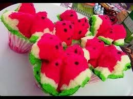 cara membuat bolu kukus empuk dan enak resep dan cara membuat bolu kukus semangka empuk enak youtube