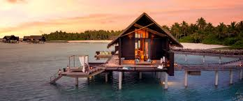 chambre sur pilotis maldives villa sur pilotis avec piscine one only reethi rah