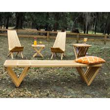 backless outdoor benches hayneedle