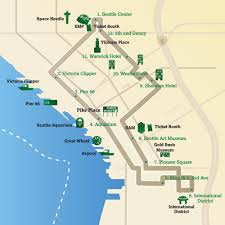 Seattle Bus Map by Seattle Route Map Wiring Free Printable Images World Maps