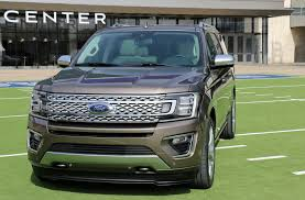 suv ford expedition ford reveals 2018 expedition in texas ford trucks com