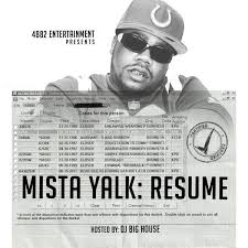 Dj Resume Mista Yalk Resume Mixed By Djbighouse228