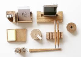 Wooden Desk Accessories Russian Avant Garde Desktop Organiser By Braulov And Nasya
