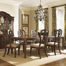 dark wood dining room set home interior design ideas