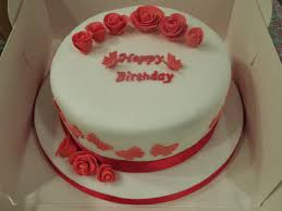 birthday cakes red image inspiration of cake and birthday decoration