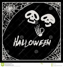 halloween party skeletons stock image image 3067991